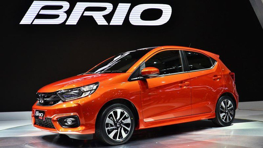 Giá xe Honda Brio