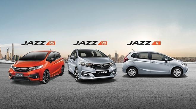 Giá xe Honda Jazz