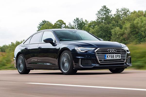 Giá xe Audi A6