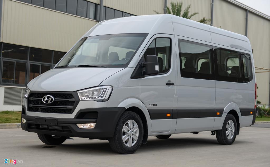Giá xe Hyundai Solati