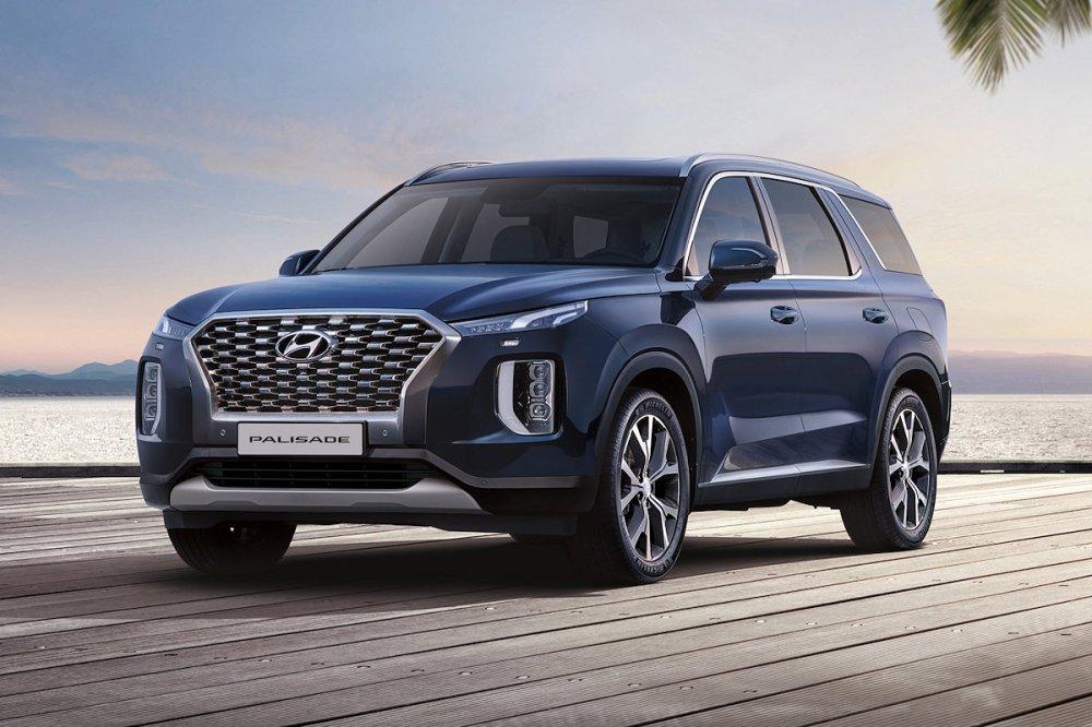 Giá xe Hyundai Palisade 2019