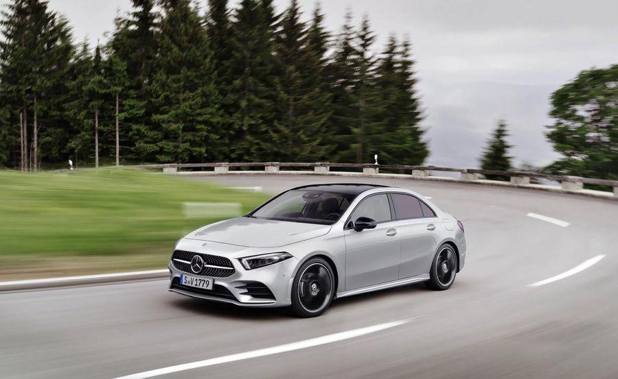 Giá xe Mercedes Benz A Class