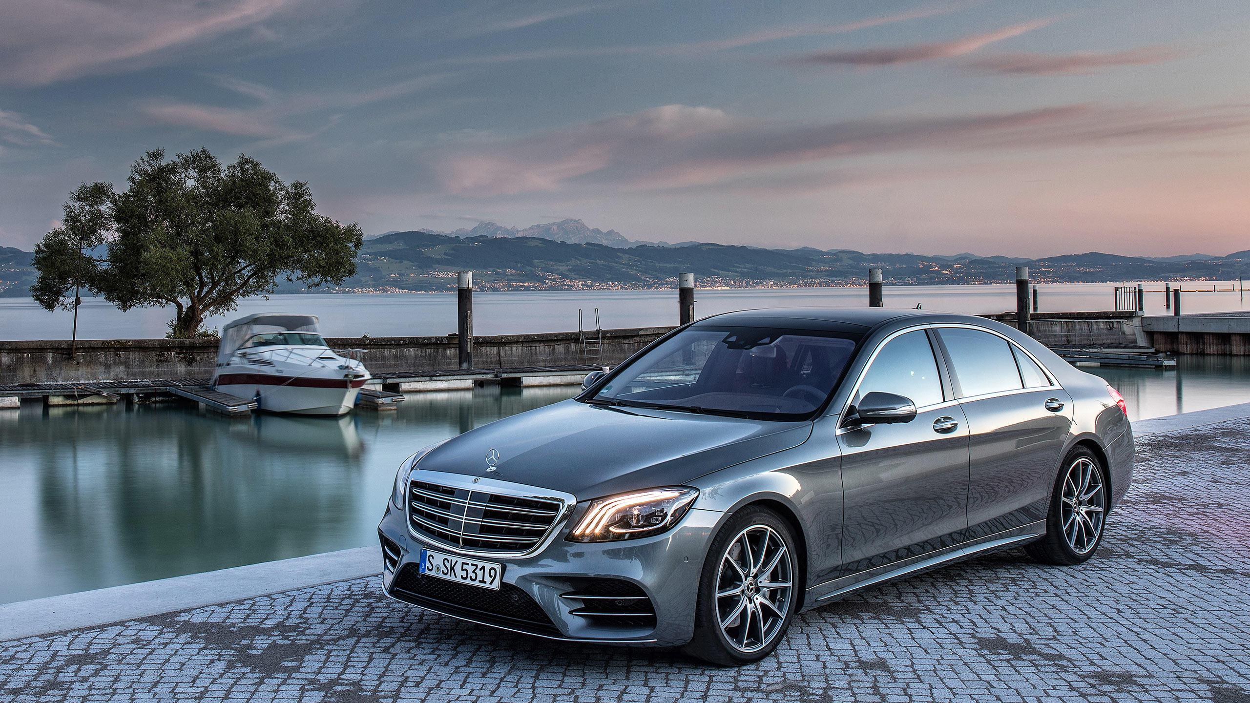 Giá xe Mercedes S Class
