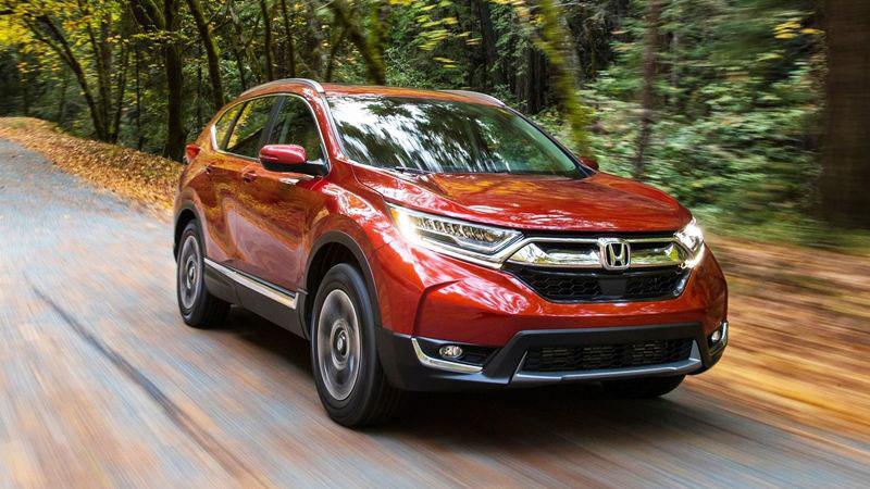 Khả năng vận hành trên Honda CR-V 2019