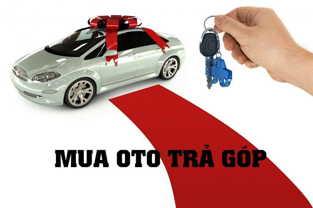 Thủ tục mua xe trả góp 2019