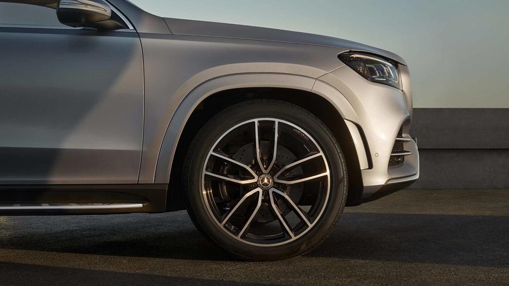 Mâm xe Mercedes-Benz GLS-Class 2020