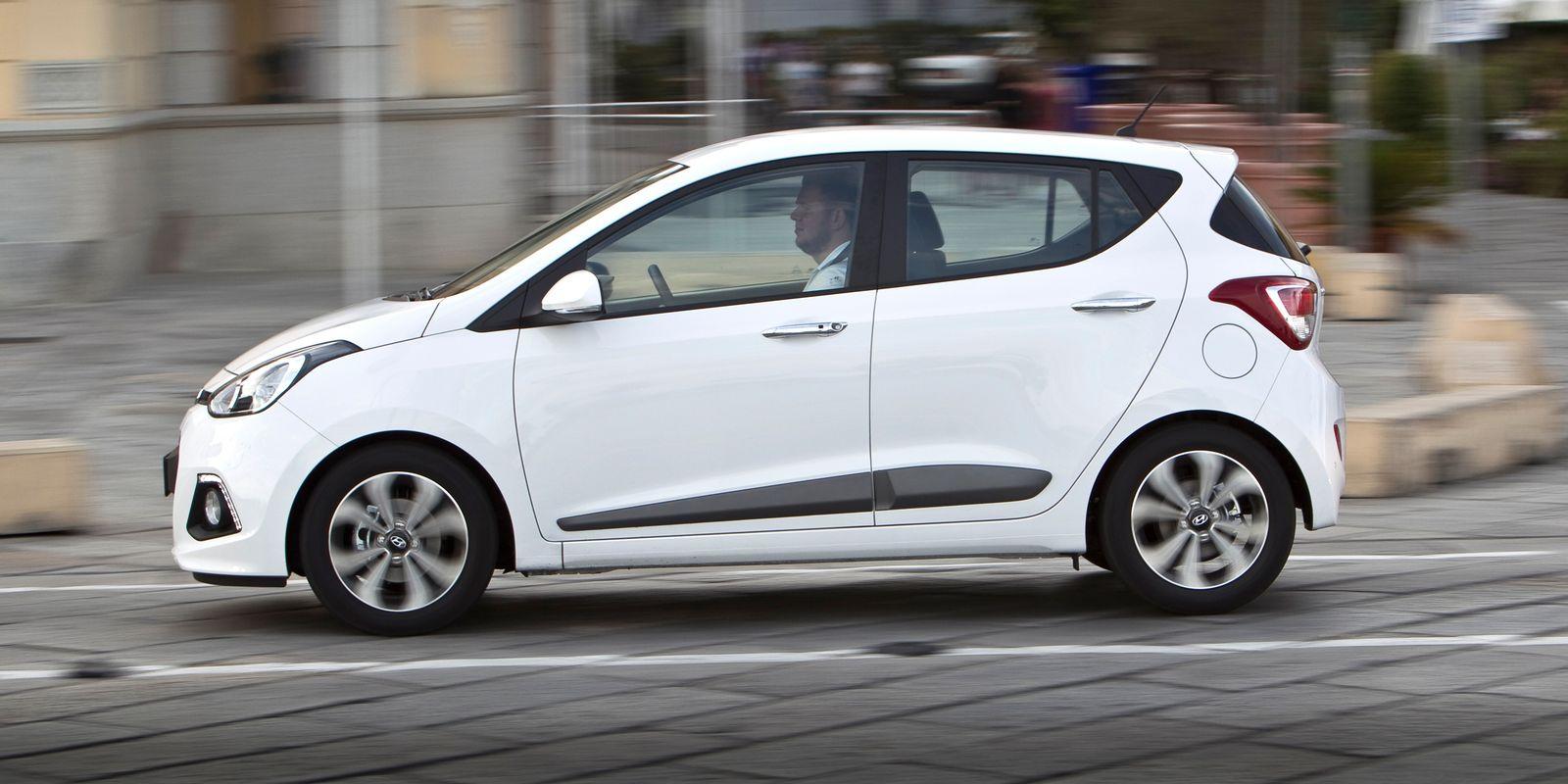 Hyundai i10 vận hành