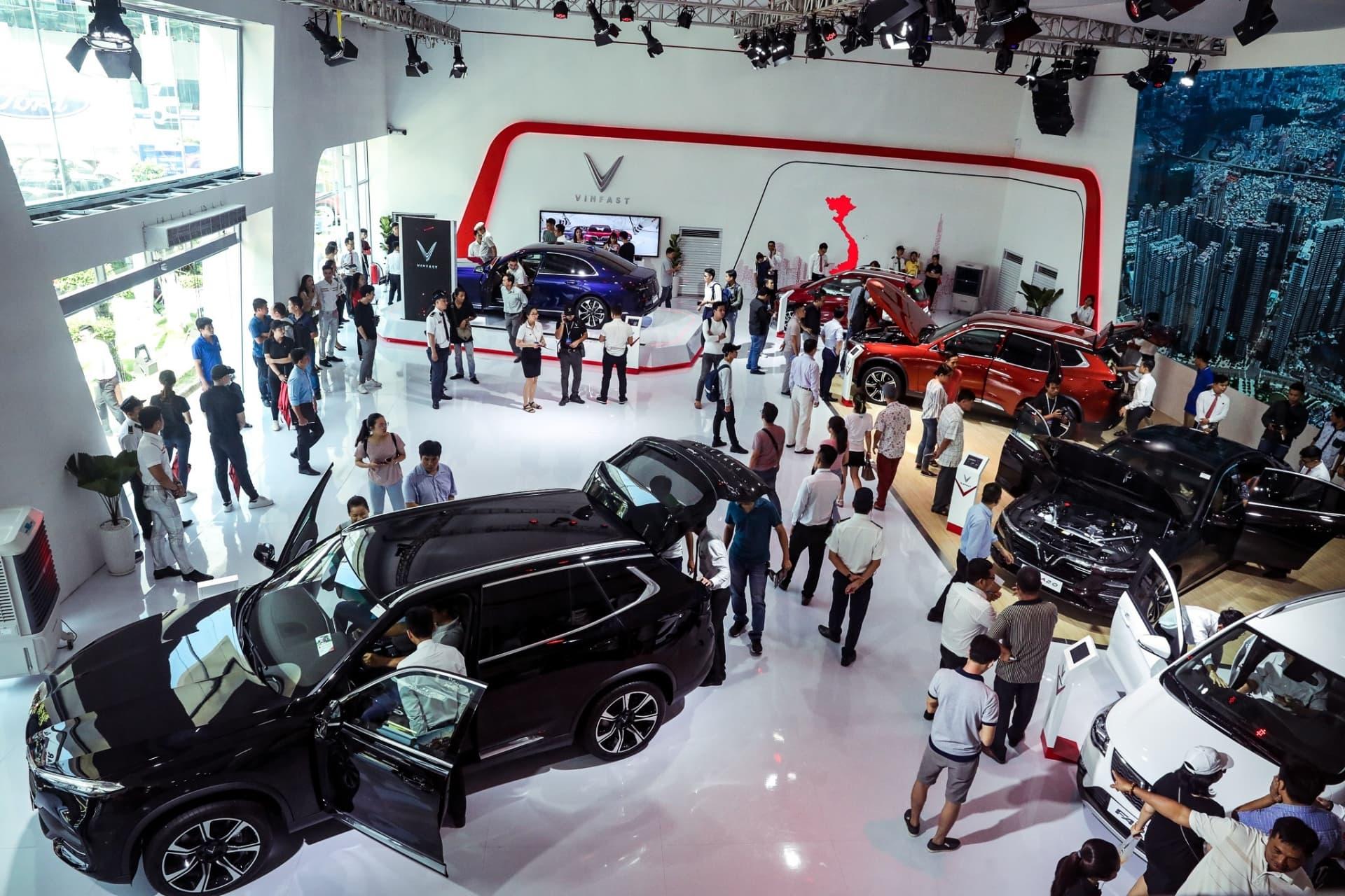 Vinfast tham gia VMS 2019 với 3 mẫu xe hot