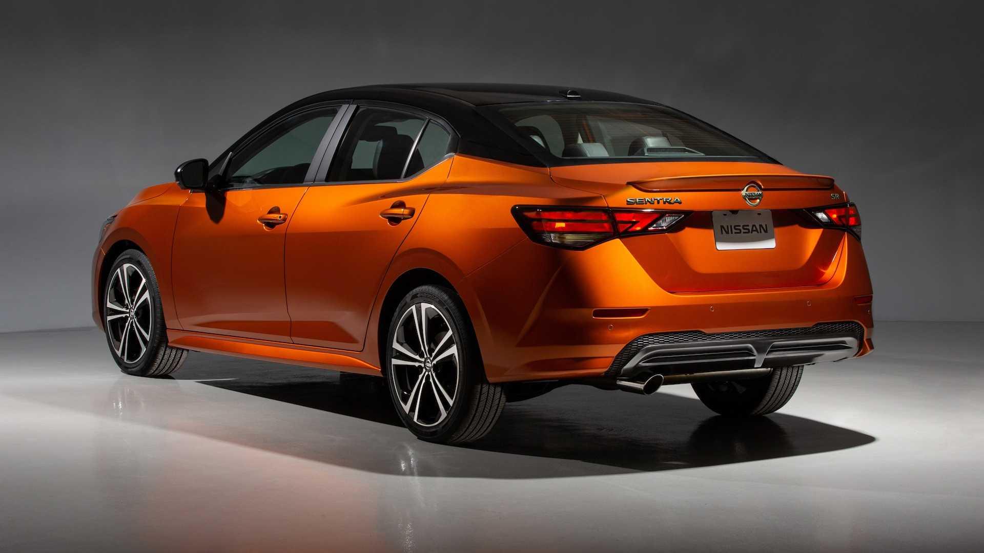 Nissan Sentra thế hệ mới