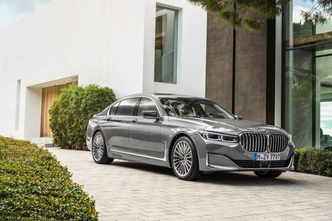 BMW chuẩn bị giới thiệu dòng 7-Series tại Việt Nam vào cuối tháng 11