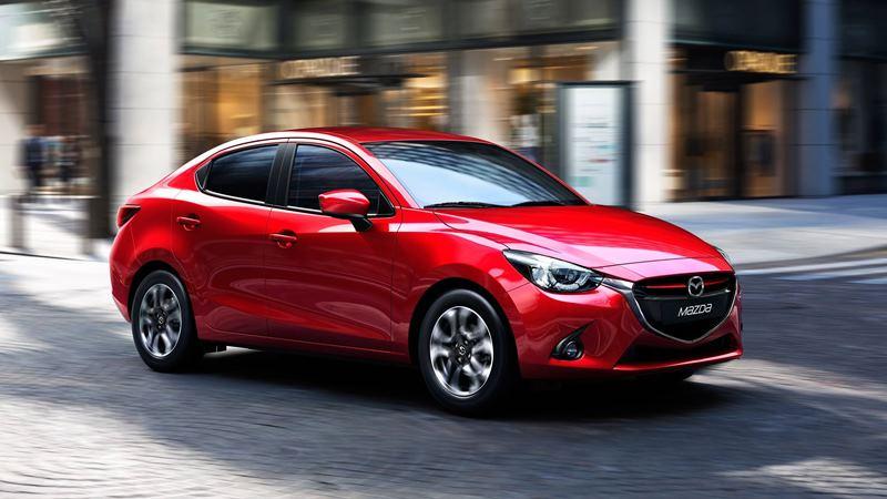 Vận hành của Mazda 2