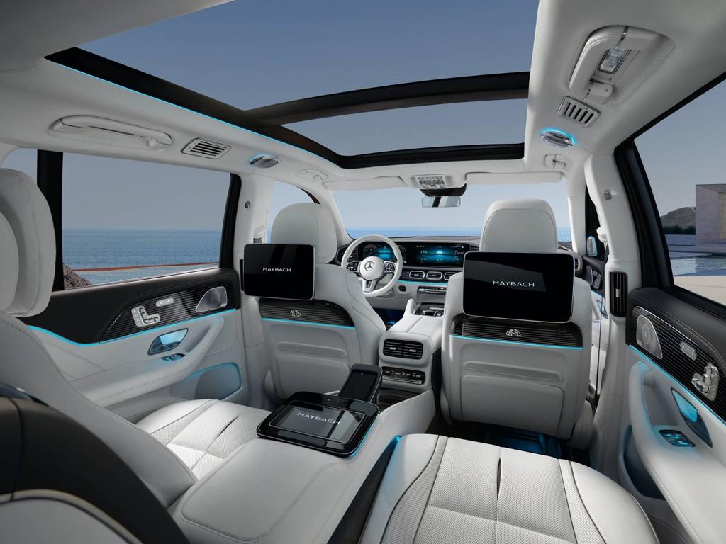 """Mercedes-Maybach GLS 600 - """"Phi cơ mặt đất"""""""