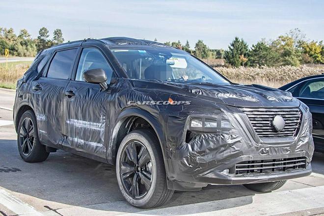 Nissan X-Trail 2021 với phong cách thiết kế hoàn toàn mới