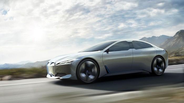 BMW i4 – mẫu sedan thuần diện nhà BMW