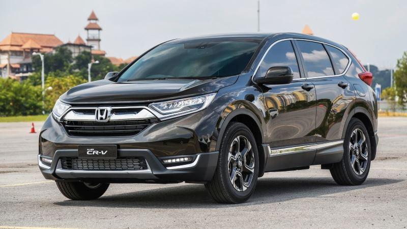 Có nên mua Honda CRV không?