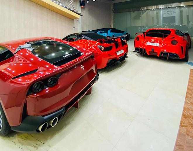 Siêu xe Ferrari 812 SuperFast đầu tiên có mặt tại Việt Nam