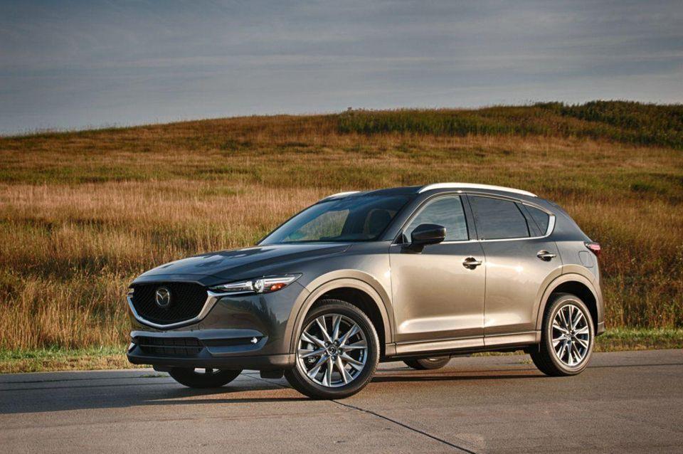 Giá xe Mazda CX5