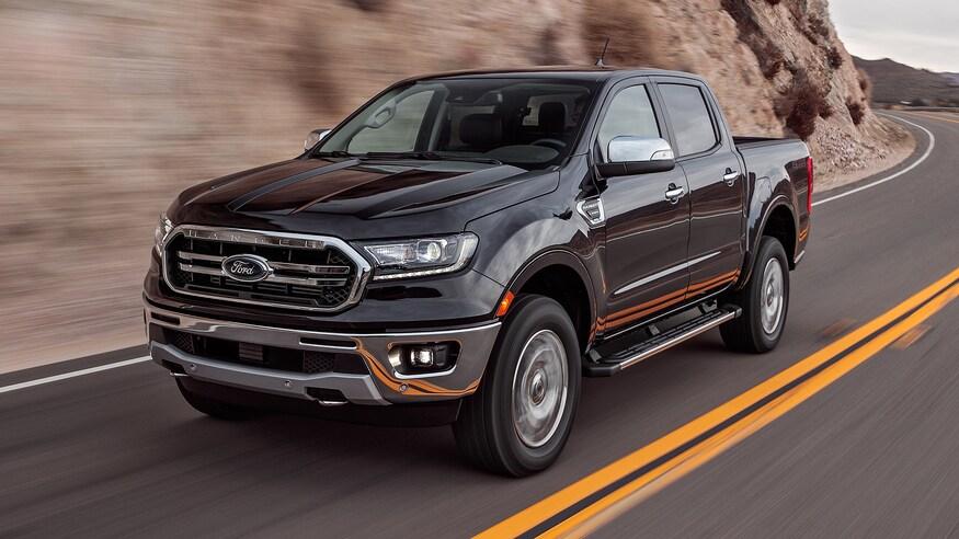 Bảng giá xe Ford Ranger