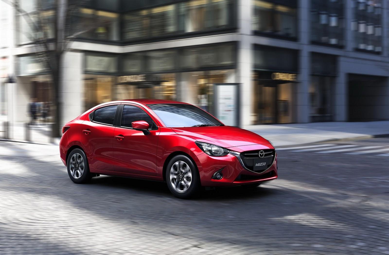 Giá xe Mazda 2