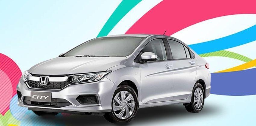 Có thêm phiên bản Honda City giá rẻ chỉ 377 triệu