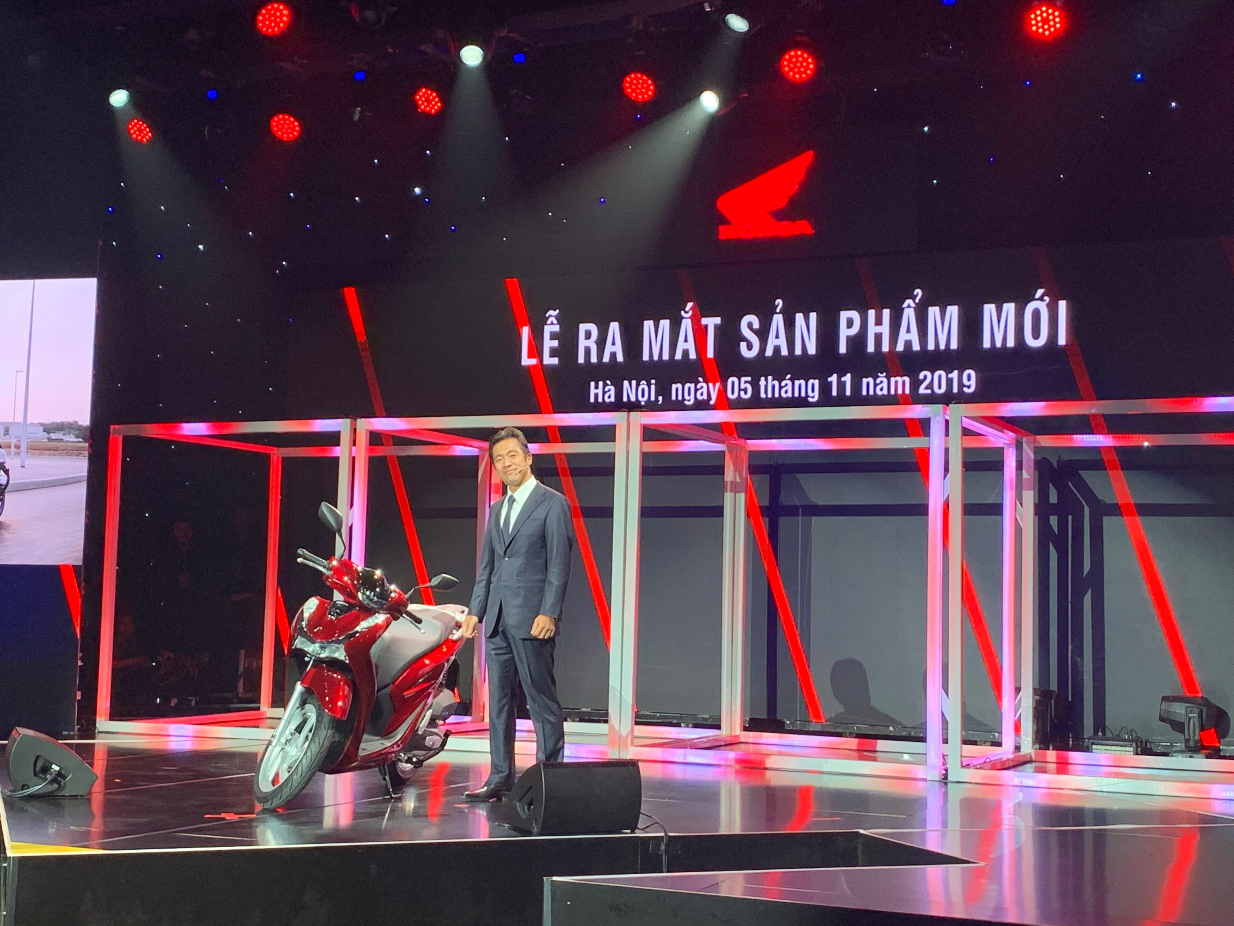 Honda SH 2020 mới ra mắt