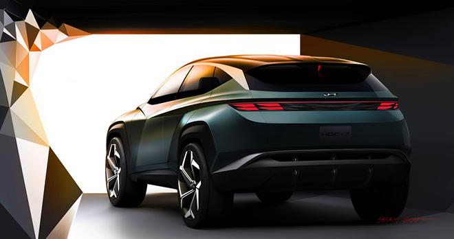 Hyundai Tucson thế hệ mới