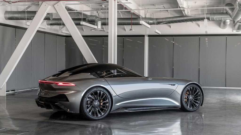 Karma SC2 Concept - Siêu xe điện với sức kéo 14.000 Nm