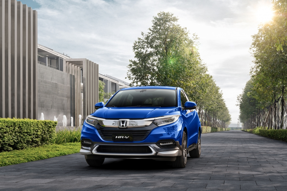 Khuyến mại lên đến 27 triệu đồng khi mua Honda HR-V