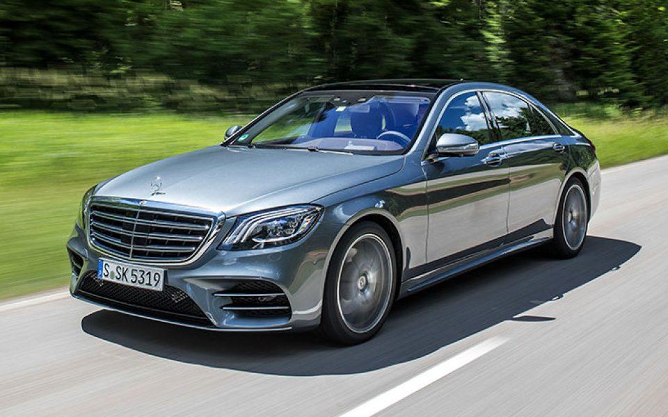 Giá xe Mercedes S500