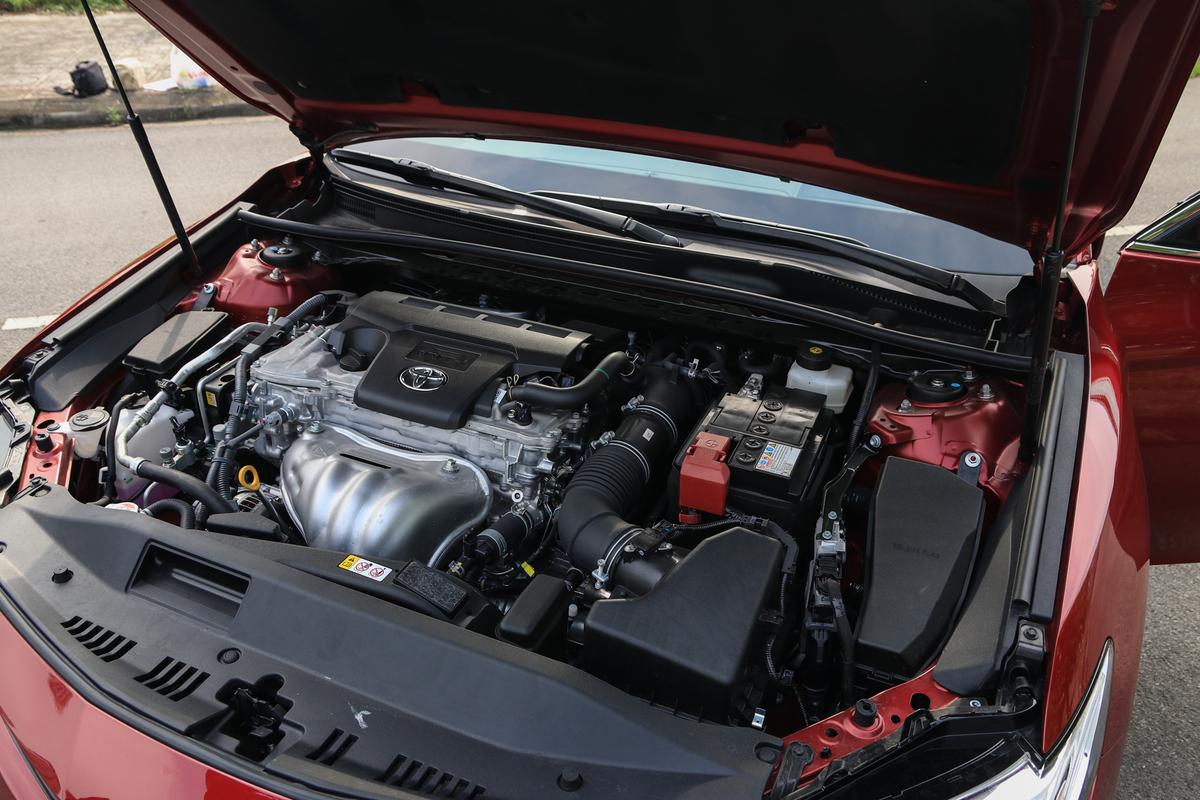 Động cơ Toyota Camry 2019