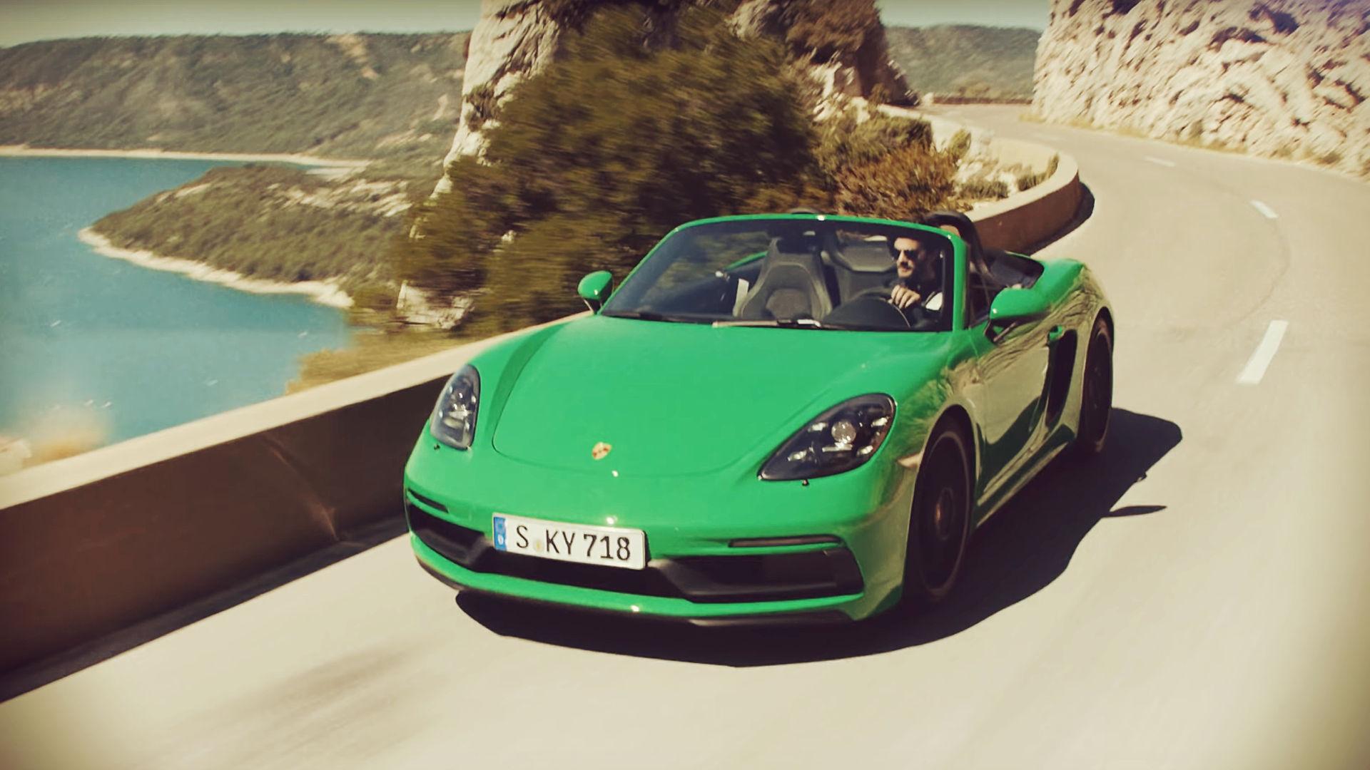 Porsche ra mắt siêu phẩm 718 Cayman GTS 4.0 và Boxster GTS 4.0