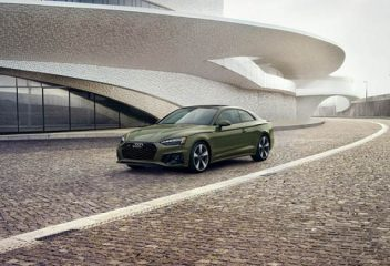 Audi ra mắt bản nâng cấp của bộ đôi A5 và S5 2020