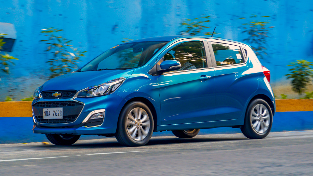 Nhược điểm của Chevrolet Spark 2019