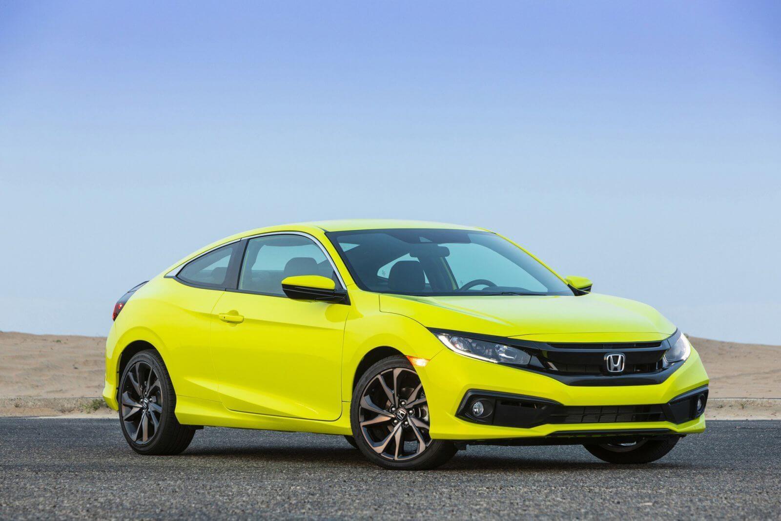 Cập nhật mới nhất giá xe Honda Civic