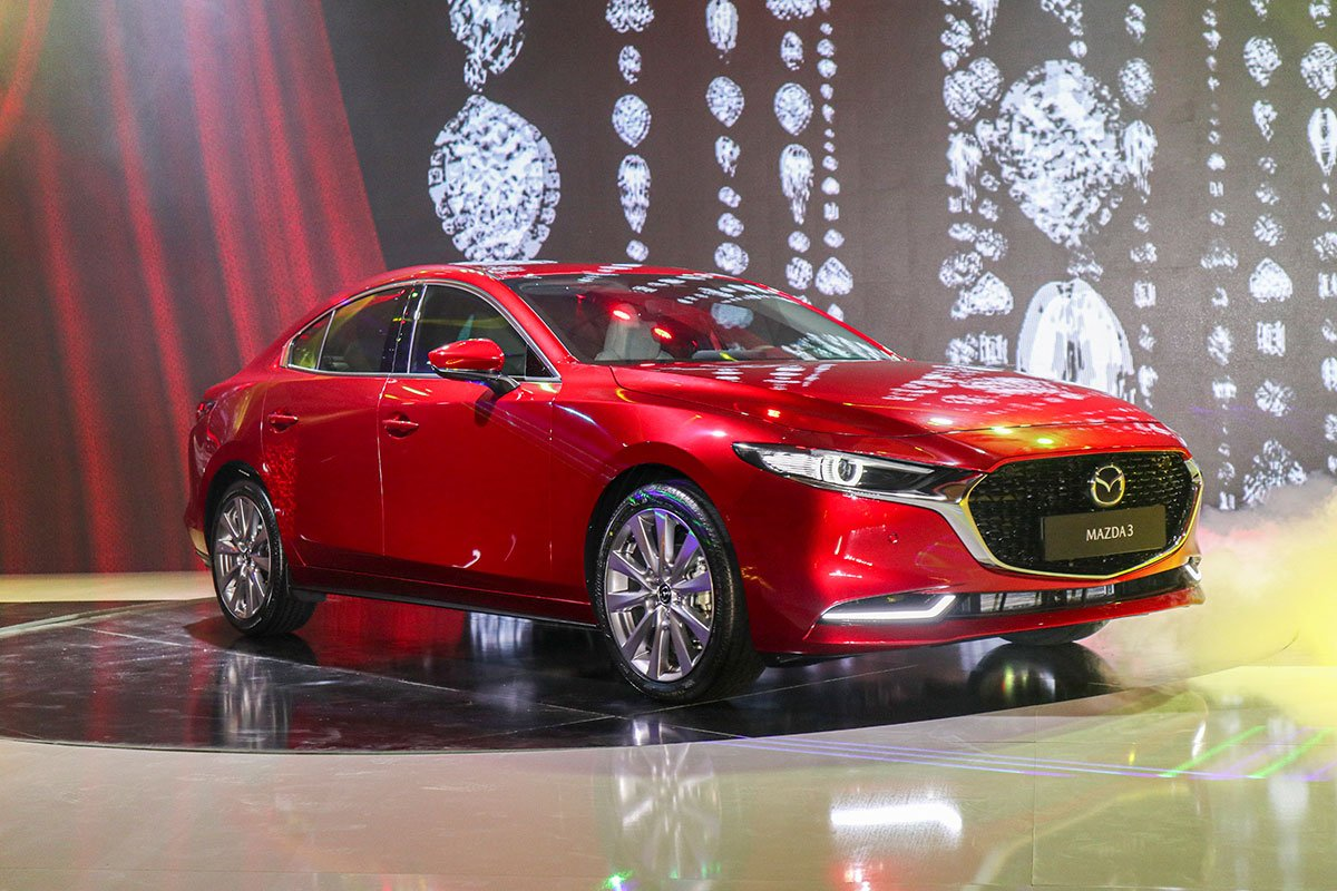 Mazda 3 All New 2020