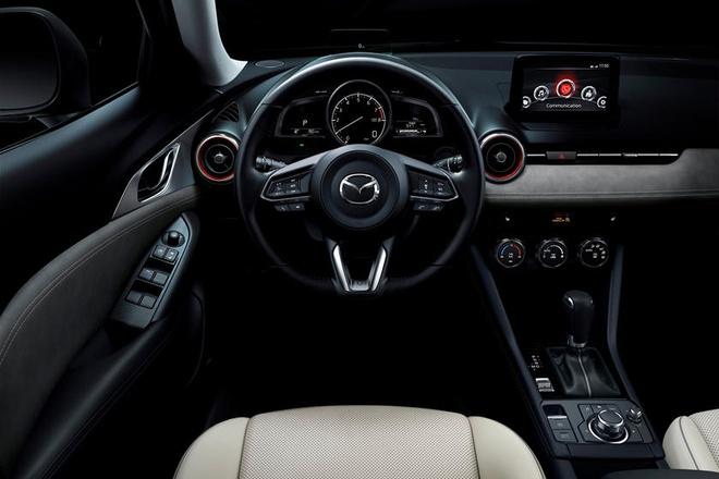 Mazda CX-3 2020 sẽ trình làng với duy nhất một cấu hình Sport