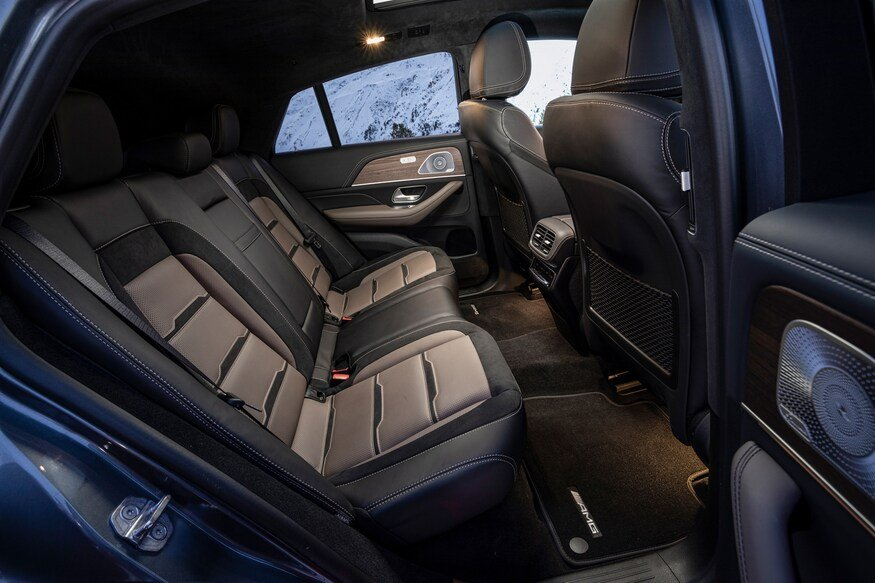 Đánh giá Mercedes AMG 53 2020 về nội thất