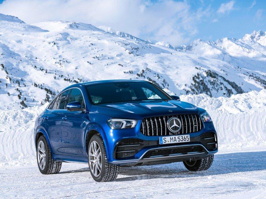 Đánh giá Mercedes AMG 53 2020 về ngoại thất