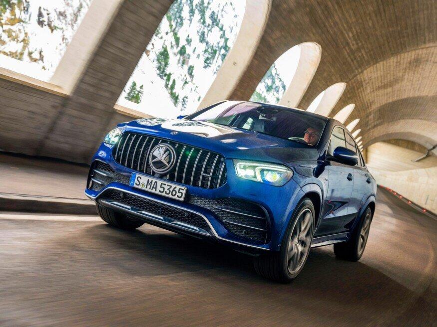 Đánh giá xe Mercedes AMG GLE 53 2020 về trang bị an toàn