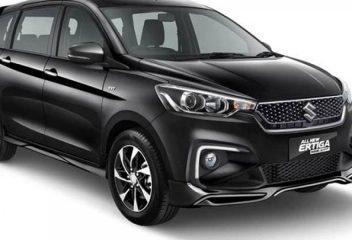 Suzuki Ertiga thêm trang bị ngoại thất sắp có mặt tại Việt Nam