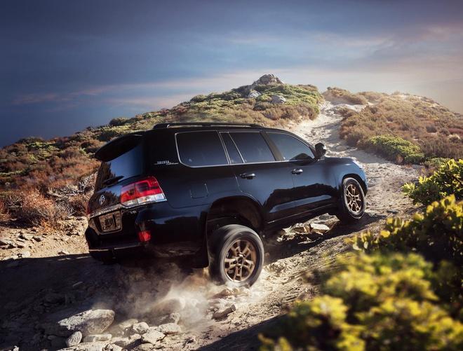 Toyota Land Cruiser thế hệ mới sẽ trình làng trong năm nay