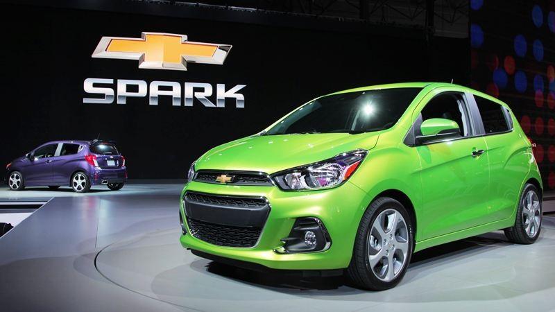 Có nên mua xe Chevrolet Spark không?