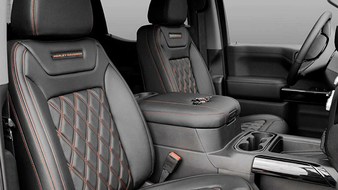 Cận cảnh xe bán tải cỡ lớn GMC Sierra phiên bản đặc biệt