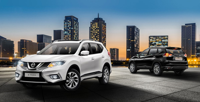 Chọn xe Nissan X-Trail hay Nissan Sunny cho gia đình trẻ?