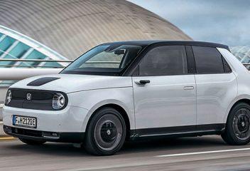 Chi tiết ô tô điện Honda E dành riêng cho châu Âu