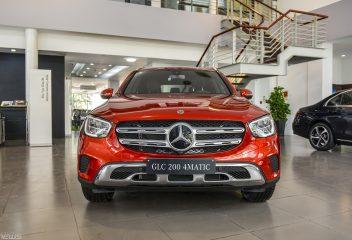 Mercedes GLC 200 4Matic có gì hơn phiên bản GLC 200?
