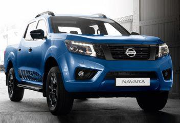 Nissan Navara ra mắt phiên bản bán tải cao cấp nhất N-Guard 2020
