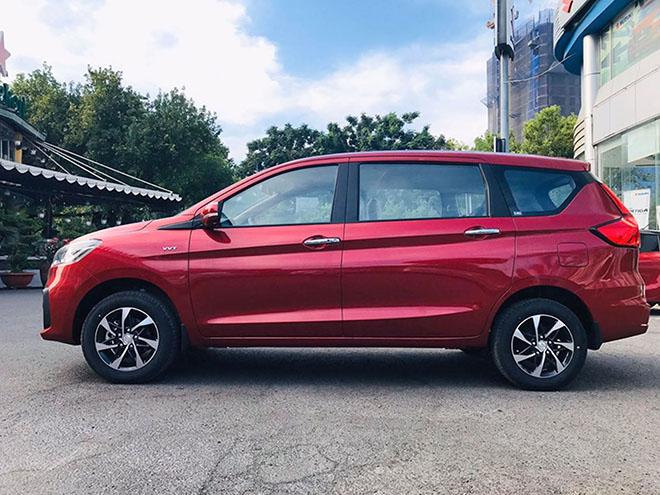 Suzuki Ertiga 2020 nâng cấp nhẹ vừa về đại lý