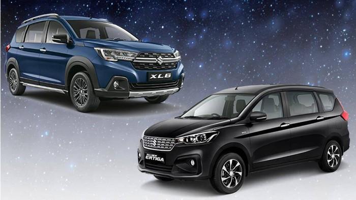 """Suzuki XL7 sắp ra mắt Việt Nam có gì """"HOT"""" hơn Ertiga?"""