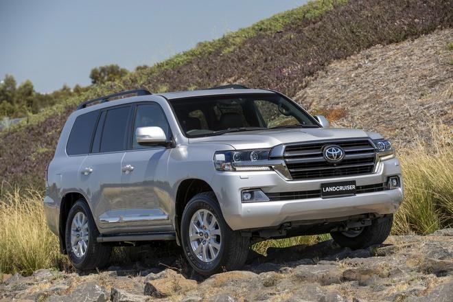 Chi tiết về Toyota Land Cruiser Sahara Horizon bản giới hạn 400 chiếc toàn cầu